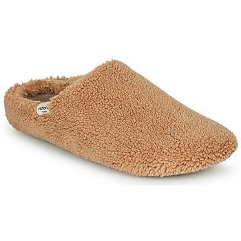 Παπούτσια Γυναίκα Παντόφλες Victoria NORTE BORREGUITO Beige