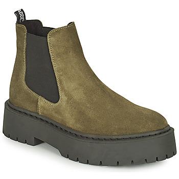 Παπούτσια Γυναίκα Μπότες Steve Madden VEERLY Kaki