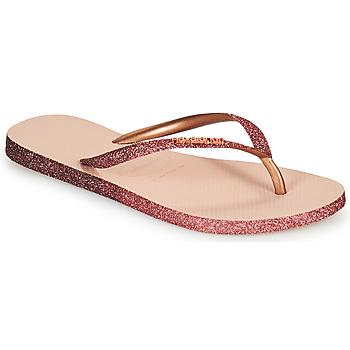 Παπούτσια Γυναίκα Σαγιονάρες Havaianas SLIM SPARKLE II Ροζ