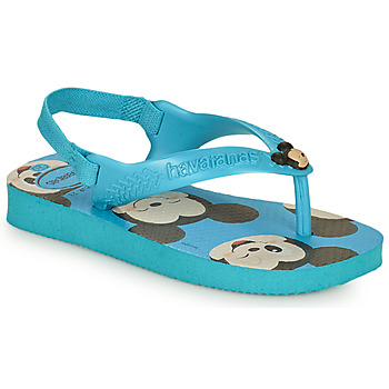 Παπούτσια Αγόρι Σαγιονάρες Havaianas BABY DISNEY CLASSICS II Μπλέ