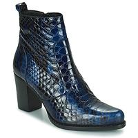 Παπούτσια Γυναίκα Μπότες για την πόλη Regard SALLY Black