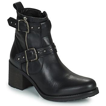 Μπότες για την πόλη Regard UGLAS ΣΤΕΛΕΧΟΣ: Δέρμα & ΕΠΕΝΔΥΣΗ: Δέρμα & ΕΣ. ΣΟΛΑ: Δέρμα & ΕΞ. ΣΟΛΑ: Καουτσούκ