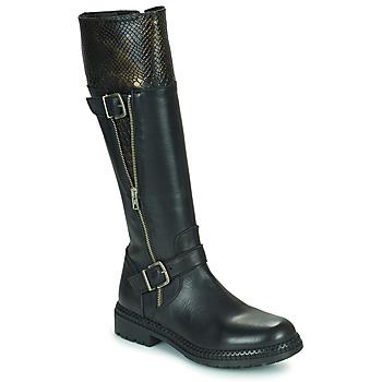 Μπότες για την πόλη Regard CACHY ΣΤΕΛΕΧΟΣ: Δέρμα & ΕΠΕΝΔΥΣΗ: Δέρμα & ΕΣ. ΣΟΛΑ: Δέρμα & ΕΞ. ΣΟΛΑ: Καουτσούκ