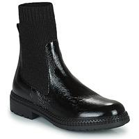 Παπούτσια Γυναίκα Μπότες Regard CALES Black
