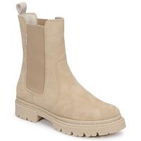Παπούτσια Γυναίκα Μπότες Bullboxer 610507E6CAALMD Beige