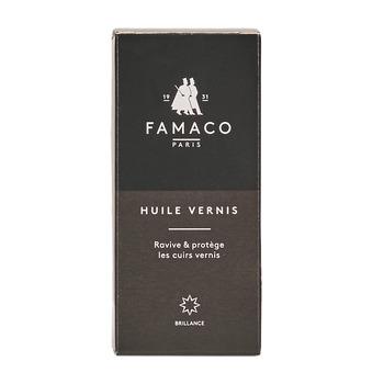 Αξεσουάρ Φροντίδα Famaco FLACON HUILE VERNIS 100 ML FAMACO NOIR Black
