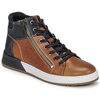 Παπούτσια Αγόρι Χαμηλά Sneakers Bullboxer AOF506COGN Brown / Marine
