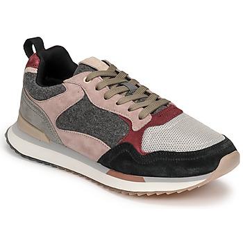 Παπούτσια Γυναίκα Χαμηλά Sneakers HOFF JERSEY Ροζ / Grey / Black