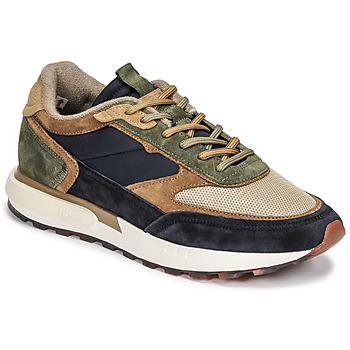 Παπούτσια Άνδρας Χαμηλά Sneakers HOFF GAUCHO Brown / Μπλέ / Kaki