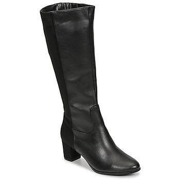 Παπούτσια Γυναίκα Μπότες για την πόλη Spot on F50366 Black