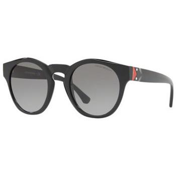 Ρολόγια & Kοσμήματα Γυναίκα óculos de sol Armani  Black