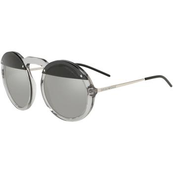 Ρολόγια & Kοσμήματα Γυναίκα óculos de sol Armani  Grey