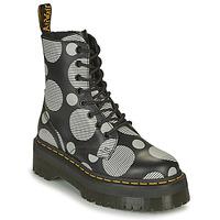 Παπούτσια Γυναίκα Μπότες Dr Martens JADON Άσπρο / Grey