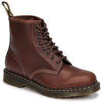 Παπούτσια Άνδρας Μπότες Dr Martens 1460 Brown