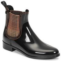 Παπούτσια Γυναίκα Μπότες βροχής Lemon Jelly BETH Black