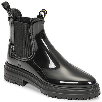 Παπούτσια Γυναίκα Μπότες βροχής Lemon Jelly WALKER Black