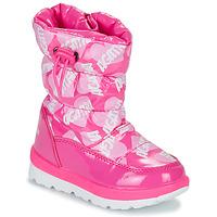 Παπούτσια Κορίτσι Snow boots Agatha Ruiz de la Prada APRESKI Ροζ