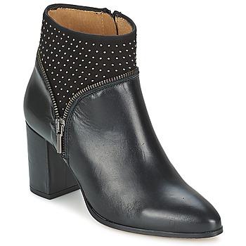 Παπούτσια Γυναίκα Μποτίνια Fericelli ANTILLO Black