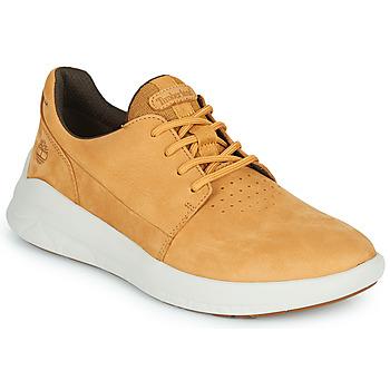 Παπούτσια Άνδρας Χαμηλά Sneakers Timberland BRADSTREET ULTRA LTHR OX Beige