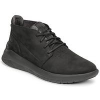 Παπούτσια Άνδρας Ψηλά Sneakers Timberland BRADSTREET ULTRA PT CHK Black