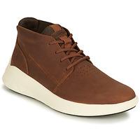 Παπούτσια Άνδρας Ψηλά Sneakers Timberland BRADSTREET ULTRA PT CHK Brown