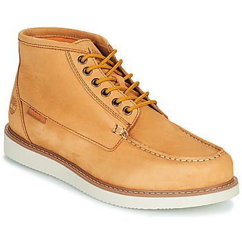 Παπούτσια Άνδρας Μπότες Timberland NEWMARKET II BOAT CHUKKA Blé
