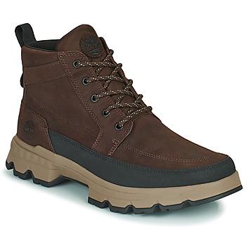 Παπούτσια Άνδρας Μπότες Timberland TBL ORIG ULTRA WP CHUKKA Brown