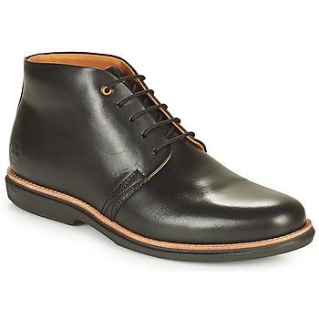 Παπούτσια Άνδρας Μπότες Timberland CITY GROOVE CHUKKA Black