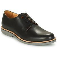 Παπούτσια Άνδρας Derby Timberland CITY GROOVE DERBY Black