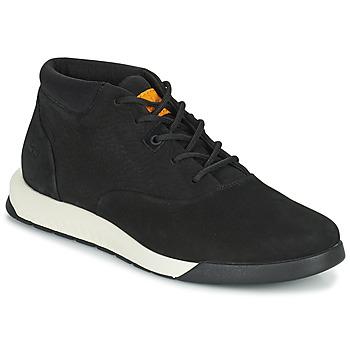 Παπούτσια Άνδρας Ψηλά Sneakers Timberland NITE FLEX CHUKKA 2 Black