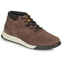 Παπούτσια Άνδρας Ψηλά Sneakers Timberland NITE FLEX CHUKKA 2 Brown