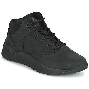 Παπούτσια Άνδρας Ψηλά Sneakers Timberland SOLAR WAVE SUPER OX Black