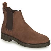 Παπούτσια Γυναίκα Μπότες Timberland HANNOVER HILL CHELSEA Brown