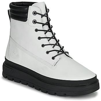 Παπούτσια Γυναίκα Μπότες Timberland RAY CITY 6 IN BOOT WP Άσπρο