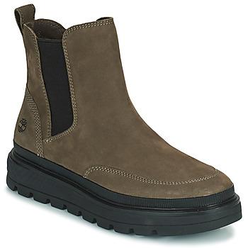Παπούτσια Γυναίκα Μπότες Timberland RAY CITY CHELSEA Kaki