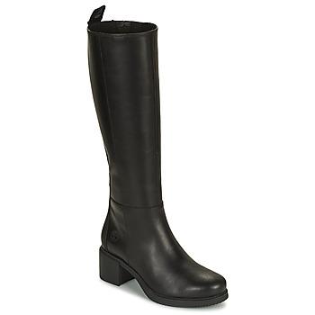 Παπούτσια Γυναίκα Μπότες για την πόλη Timberland DALSTON VIBE TALL BOOT Black