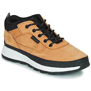Παπούτσια Παιδί Ψηλά Sneakers Timberland FIELD TREKKER LOW Blé