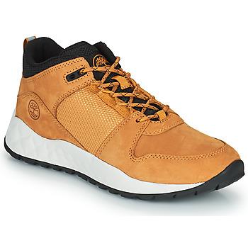 Παπούτσια Παιδί Χαμηλά Sneakers Timberland SOLAR WAVE LOW Blé