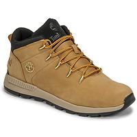 Παπούτσια Παιδί Χαμηλά Sneakers Timberland SPRINT TREKKER MID Blé