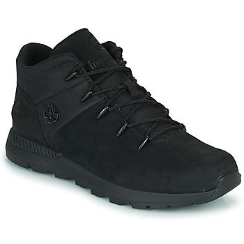 Παπούτσια Παιδί Ψηλά Sneakers Timberland SPRINT TREKKER MID Black