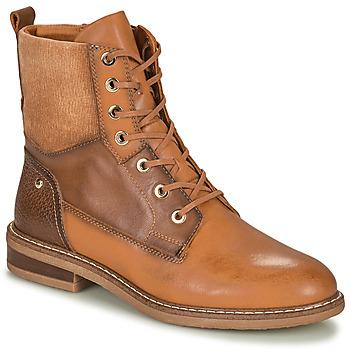 Παπούτσια Γυναίκα Μπότες Pikolinos ALDAYA Brown