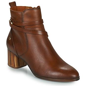 Παπούτσια Γυναίκα Μποτίνια Pikolinos CALAFAT Brown