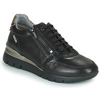 Παπούτσια Γυναίκα Χαμηλά Sneakers Pikolinos CANTABRIA Black