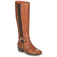 Παπούτσια Γυναίκα Μπότες για την πόλη Pikolinos DAROCA Brown