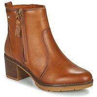 Παπούτσια Γυναίκα Μποτίνια Pikolinos LLANES Brown