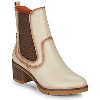 Παπούτσια Γυναίκα Μποτίνια Pikolinos LLANES Ivory