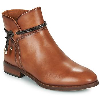Παπούτσια Γυναίκα Μπότες Pikolinos ROYAL Brown