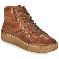Παπούτσια Γυναίκα Ψηλά Sneakers Pikolinos VITORIA Brown
