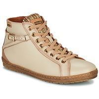Παπούτσια Γυναίκα Ψηλά Sneakers Pikolinos LAGOS Beige