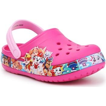 Παπούτσια Κορίτσι Σαμπό Crocs FL Paw Patrol Band Clog 205509-670 pink